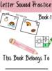 Letter-Sound Book 1
