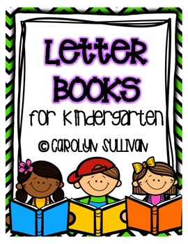 Letter Sound Books with FREEBIE Preview