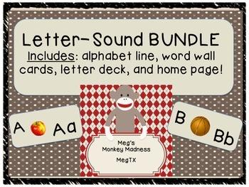 Letter Sound Classroom Bundle