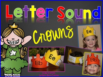Letter Sound Crowns