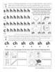 Letter Sound Consonant Digraph Fluency Practice Level C Set 1