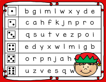 Letter Sound Fluency for the Year