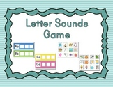 Letter-Sound Game
