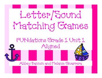 Letter Sound Games