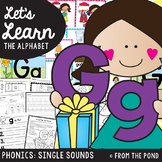Beginning Sounds {Letter G}