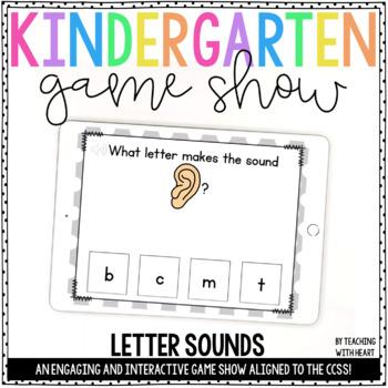 Letter Sound Identification PowerPoints