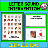 Letter-Sound Intervention!  Signing with Alphabet Song!