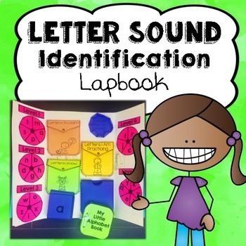 Letter Sound Intervention Lapbook