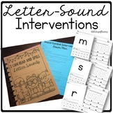 Letter Sound Interventions Alphabet Worksheets and Lessons