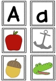 Letter Sound Match (Pocket Chart Game)