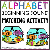 Letter Sound Matching - Initial Sound Activities