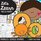 Letter Sound Oo Phonics Resource Packet