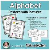 Letter/Sound/Picture Cards