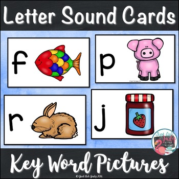 Letter Sound Picture Cards