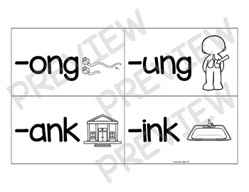 Letter Sound Picture Cards Consonant Digraphs