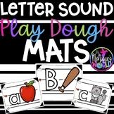 Letter Sound Play Dough Mats