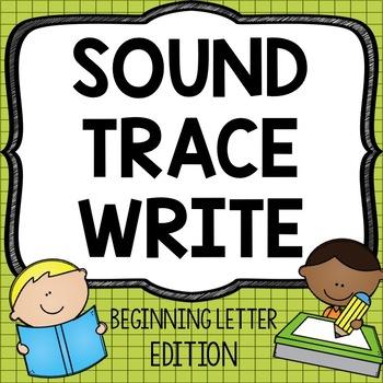 Beginning Letter Sound Printables