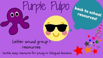Letter Sound Puzzles.  Group 1, s, a,t ,n ,i, p Young Learner Phonics Activities