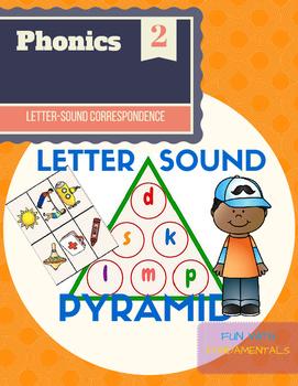 Ending Letter Sounds Matching (Final Sound)