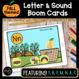 Letter   Sound Recognition Digital Task Cards
