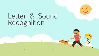 Letter & Sound Recognition PowerPoint FREEBIE