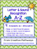Initial Sound and Initial Letter Recognition