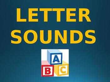 Letter Sound Review Lesson