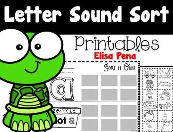 Letter Sound Sort