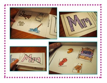 Letter Sound Sorts- print and go!
