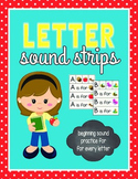 Letter Sound Strips