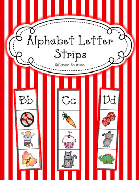 Letter Sound Strips