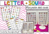 Letter Sound Synonym Desk Posters
