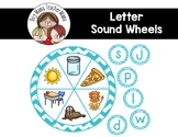 Letter Sound Wheels