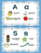 Letter, Sound, and Chunk Cards {Visual Cards To Help Your Little Readers}