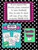 Letter Sound and Letter Name Student Tracking Sheet FREEBIE