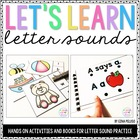 Letter Sounds Activities