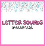 Letter Sounds Assessment