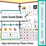 Letter Sounds Binder