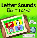 Which One Does NOT have that Letter Sound? Internet Boom Cards