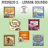 Letter Sounds Bundle 2 (Beginning, Medial, & Final Sounds)