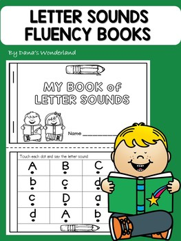 Letter Sounds Fluency Booklet