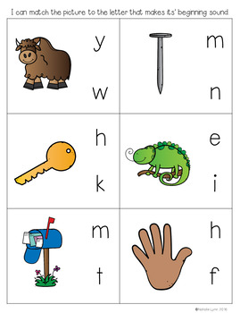 Letter Sounds Intervention and RtI In a Snap