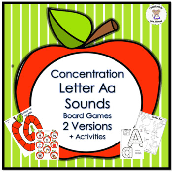 image about How It Works Aa Printable named Letter Seems - Letter Aa Strong Board Match