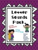 Letter Sounds Pack
