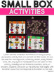 Letter Sounds: Small Box Activities