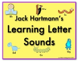 Letter Sounds Song Book