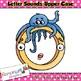 Letter Sounds clip art