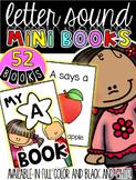Letter Sounds mini books