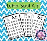 Letter Spot A-Z