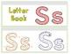Letter Ss Binder Book